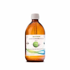 HCL 4, ácido clorhídrico al 4%.