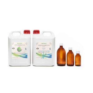 comprar clorito de sodio y acido clohoridrico