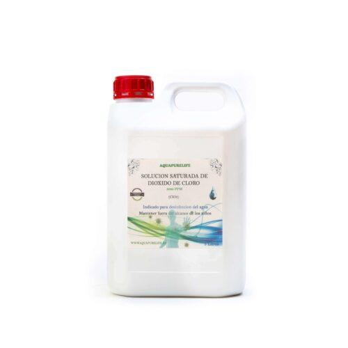 Comprar dioxido de cloro