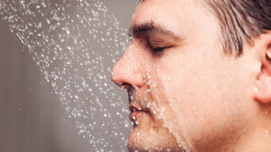 alcachofa ducha ionizantes
