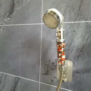 ducha con iones siete colores