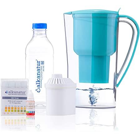 jarra Alkanatur filtrado de Agua